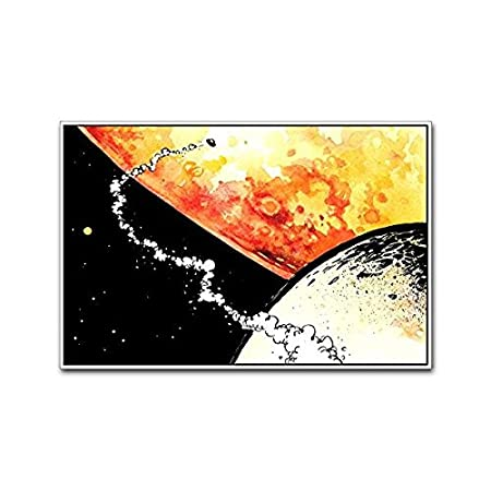 Calvin And Hobbes In Space Poster By Dealtz Amazoncouk Kitchen