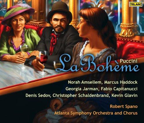 Puccini: La Boheme (La Boheme Puccini)