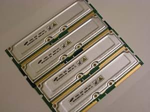 RDRAM for Dell Dimension 8250 8200 8100 PC800-40 1GB (4 X 256MB) Rambus Memory