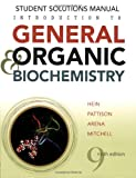 img - for Introduction to General, Organic, and Biochemistry Student Solutions Manual book / textbook / text book
