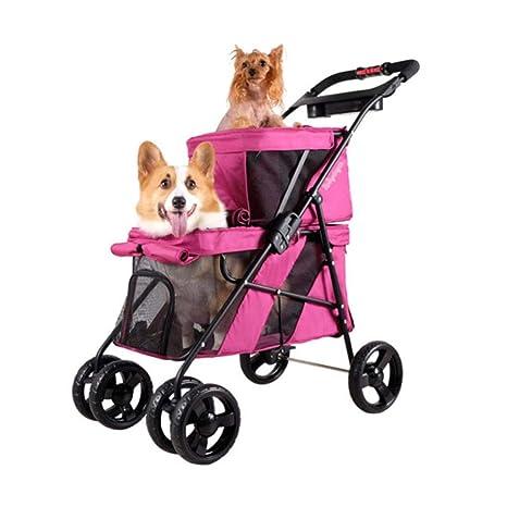 Perros Carritos Cochecito para Mascotas Arriba Y Abajo ...