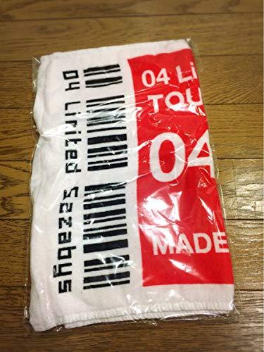 04 Limited Sazabys タオルの商品画像