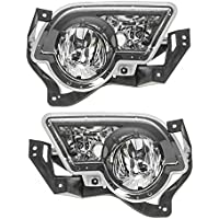 Fog Driving Lights Lamps Left & Right Pair Set for 02-06...