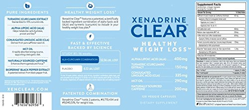 MuscleTech Xenadrine Clear by MuscleTech (Image #4)