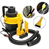 12V Portable Wet/Dry Vac Vacuum Cleaner Inflator Turbo Hand Held For Car /Shop by Advanced