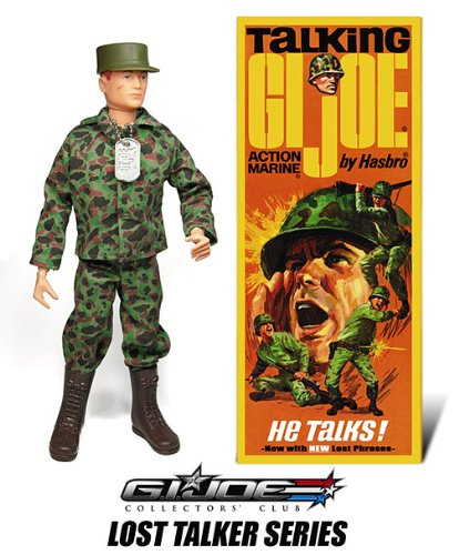 Gi Joe Action Marine - 6