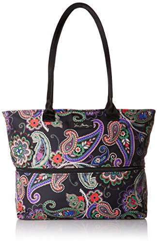 Zip Top Expandable Tote - 4
