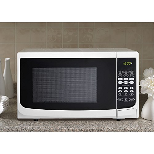 Countertop Microwave White : Danby 0.7 cu.ft. Countertop Microwave - White