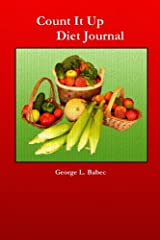 Count It Up Diet Journal Paperback