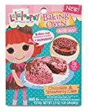lalaloopsy baking oven pans - Lalaloopsy Baking Oven Mix- Chocolate & Strawberry Cake