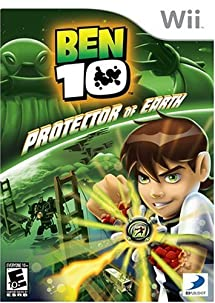 Ben 10: Protector of Earth - Nintendo Wii
