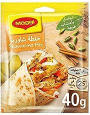 Maggi Shawarma Cooking Mix Sachet, 40 gm