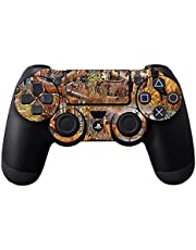 MightySkins Skin Compatible with Sony PS4 Controller - Deer Pattern | Protective, Durable, and Unique Vinyl Decal wrap Cover | Easy to Apply, Remove, and Change Styles | Made in The USA