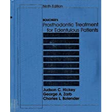 Boucher's Prosthodontic Treatment for Edentulous Patients by Carl O. Boucher (1985-09-01)
