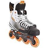 Tour Code 3.One Inline Roller Hockey Skates White Senior Size 8