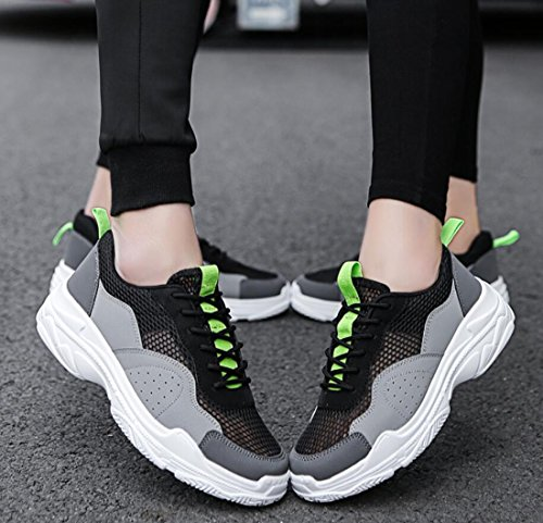 A Sports Breathable Women Youth Skateboard Shoes Low And Men Couple DANDANJIE Running Shoes Mesh Shoes Shoes wR1OxnUqZf