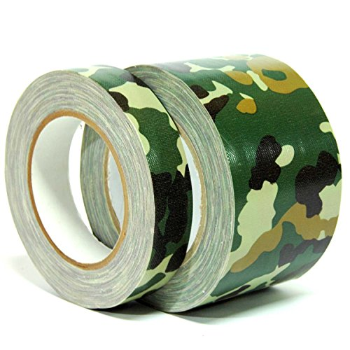 Camouflage Cloth Duct Tape (67180) (1