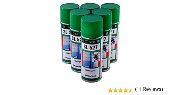 Tectane- Spray de silicona SL527.: Amazon.es: Coche y moto