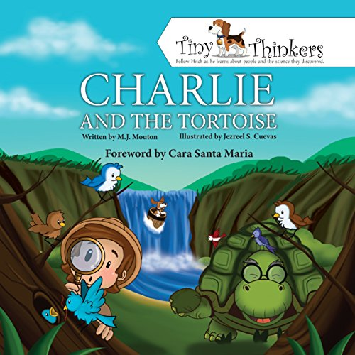 Tiny Thinkers: Charlie and the Tortoise (Moses And The Burning Bush Story For Kids)