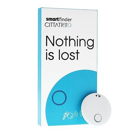 10 opinioni per CITTATREND Localizzatore Bluetooth Key Finder Trova Oggetti Cercatore Chiave