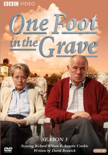 DVD : One Foot in the Grave: Season 3 (Standard Screen, 2 Disc)