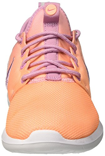 Glow Nike sunset Br Les Femme Wmns white orchid Formateurs Two Multicolore Roshe orchid rqvwPtAr