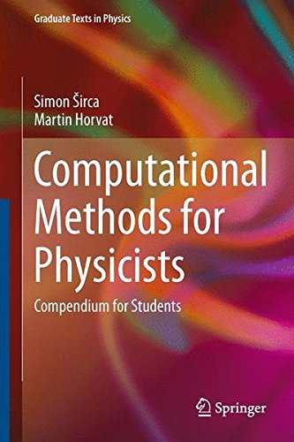 Computational Methods for Physicists: Compendium for Students (Graduate Texts in Physics)