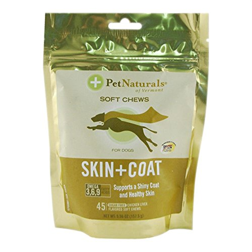 Skin And Coat Soft Chews (Pack of 3)