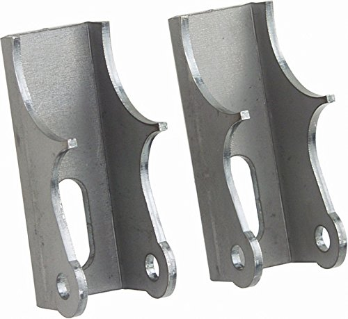 NEW CURRIE CHEVY TRUCK WELD-ON SHOCK MOUNTING BRACKETS, 2 MOUNTS FOR USE ON LATE MODEL CHEVY TRUCK REAR END HOUSINGS