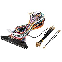 XCSOURCE Standard Wiring Harness DIY 28pin Cable for JAMMA Arcade Machine Video Game Cabinet AC709