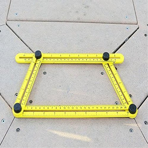 Multi Angle Ruler Tool Angleizer Angle Finder Template