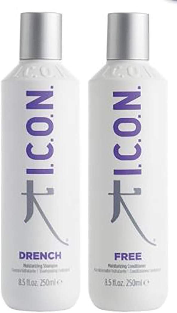 ICON DUO HIDRATACION (drench 250ml + free 250ml): Amazon.es: Salud y cuidado personal