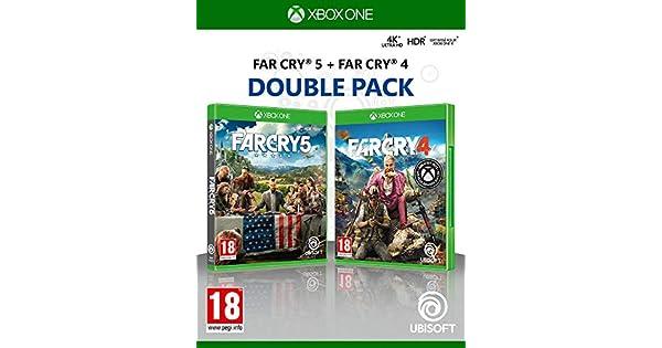 Far Cry 4 + Far Cry 5 Compilaci�n de juegos Xbox One: Amazon.es: Videojuegos