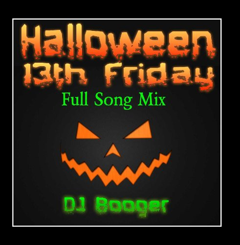 Halloween 13th Friday Mix -