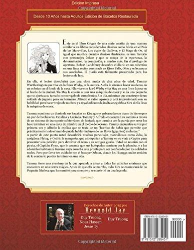 La Pequena Muneca: Edición Impresa (El Diario Wurtherington) (Volume 1) (Spanish Edition): Reynold Jay, Duy Truong, Nour Hassan, Jesse Ty: 9781512285451: ...