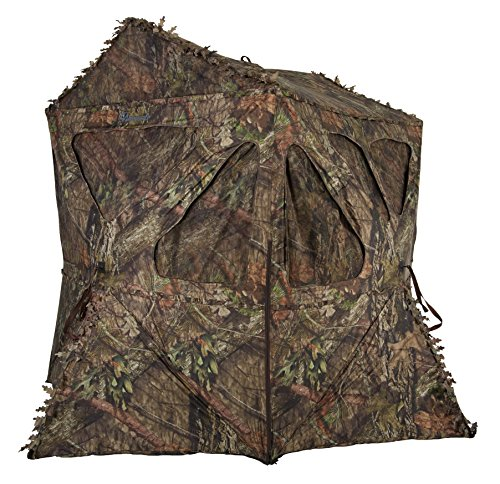 - Ameristep Distorter K.O. Ground Blind Mossy Oak Break Up
