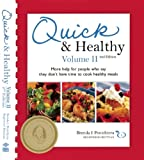 Quick and Healthy, Brenda J. Ponichtera, 0981600115