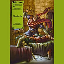 Macbeth Audiobook by William Shakespeare Narrated by  Saddleback Educational Publishing