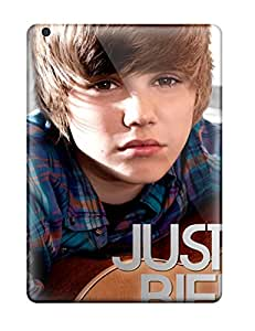 Premium Ipad Air Cases - Protective Skin - High Quality For Air Justin Bieber One Time My Heart Edition