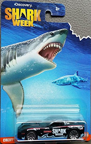 matchbox-discovery-channel-shark-week-chevy-corvette-zr1-zr-1-chevrolet