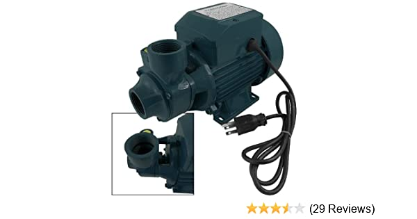 ELECTRIC WATER PUMP - 1/2 HP CENTRIFUGAL PUMP 1