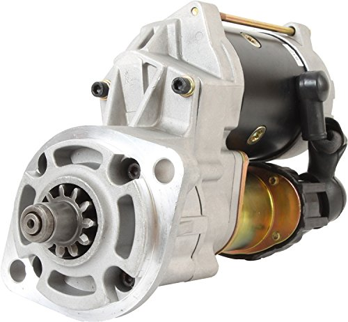 CW //600-863-3110//0-24000-0030 DB Electrical SNK0058 New Starter For Komatsu Excavator 11 Tooth 24 Volt