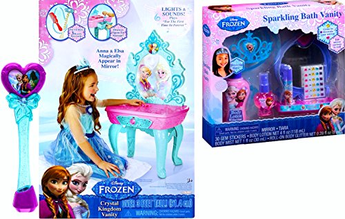 frozen crystal kingdom vanity - 9
