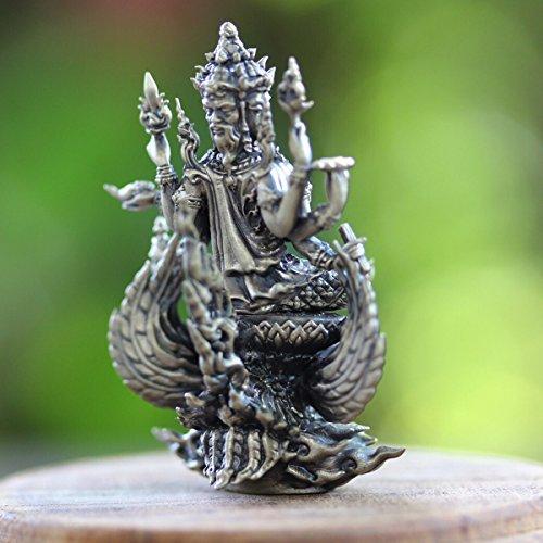 (Buddha Gift Amulet Collection Phra Phrom Tada Mahaseedtee Millionaire Pendant)