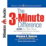 The 3-Minute Difference | Wayne E. Nance
