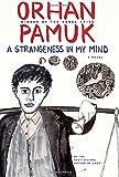 """""""A Strangeness in My Mind A novel"""" av Orhan Pamuk"""