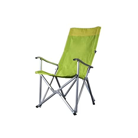 LRZS-Lounge Chair Silla para Acampar Sola Silla para Playa ...