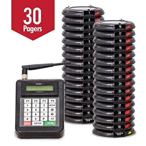 Long Range Pager Digital Coaster 2 0 Paging System
