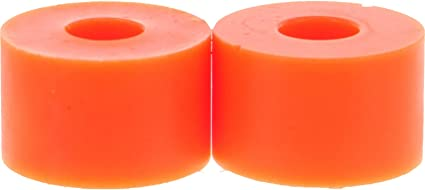 81a Venom Downhill Orange Skateboard Bushings