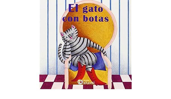 Cuento-juego. El gato con botas: PAU OLIVA VILADEGUT: 9788497436410: Amazon.com: Books